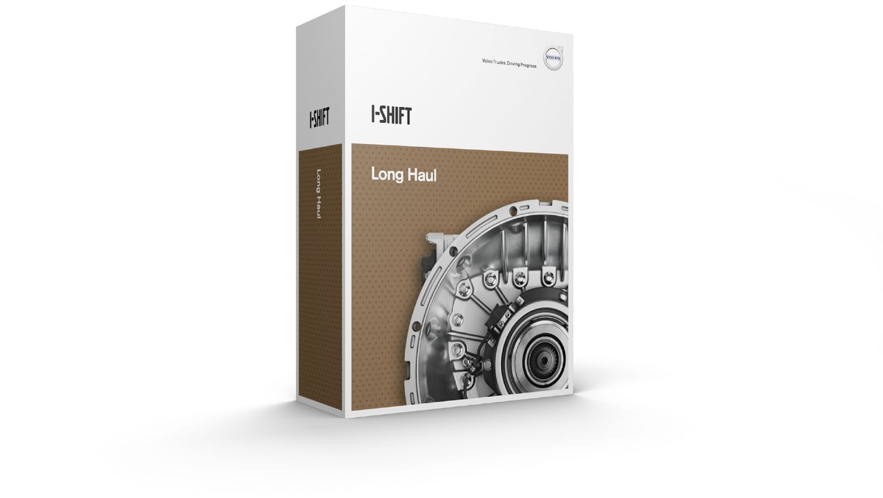 Volvo I-shift upgrade software long haul global